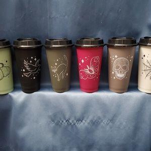 Starbucks Halloween Hot Mug